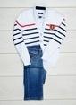 U.S.Polo Assn. Triko Beyaz